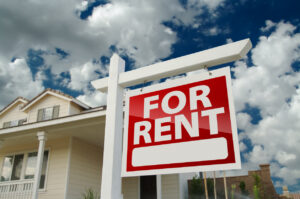 New Jersey Apartments For Rent Sign